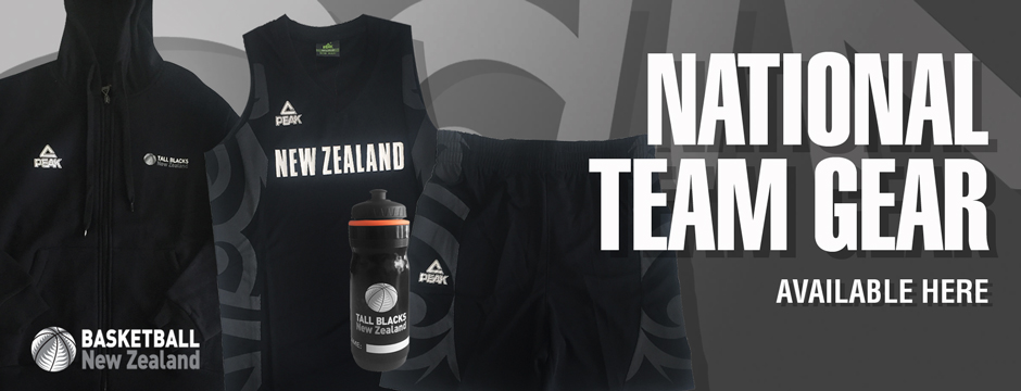 National Team Gear Slider