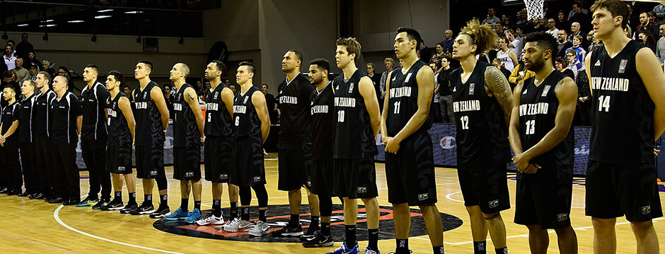 Tall Blacks Lineup